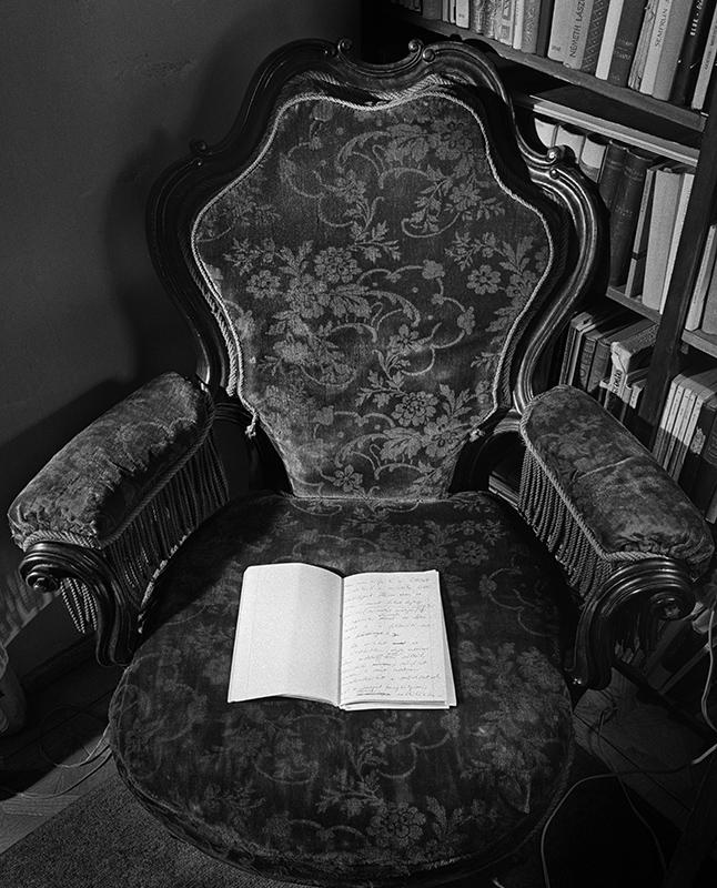 Pilinszky János széke (1971)