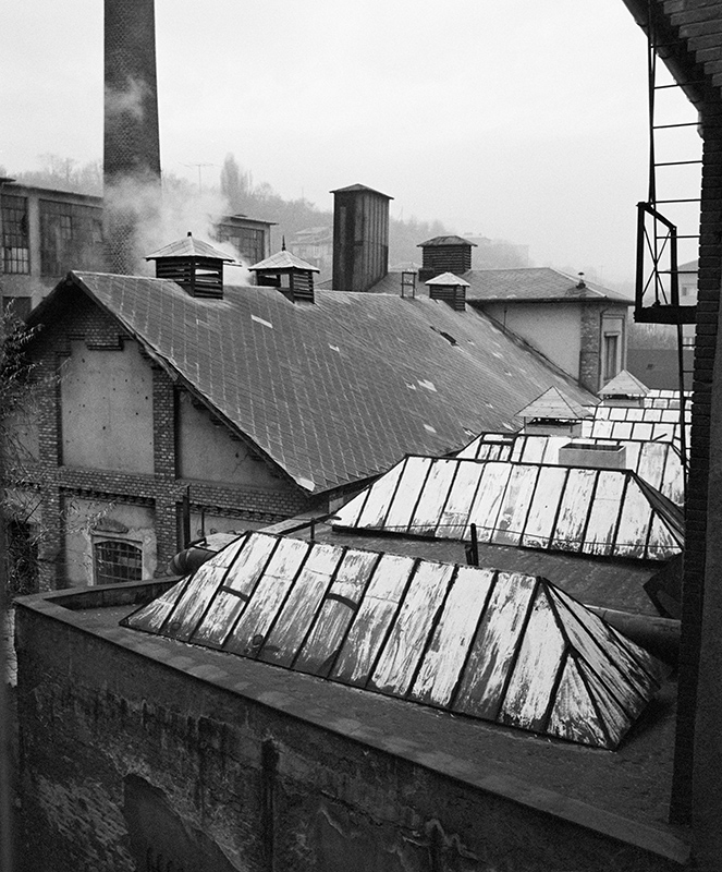 View from the Window of Lajos Kassák (1971)