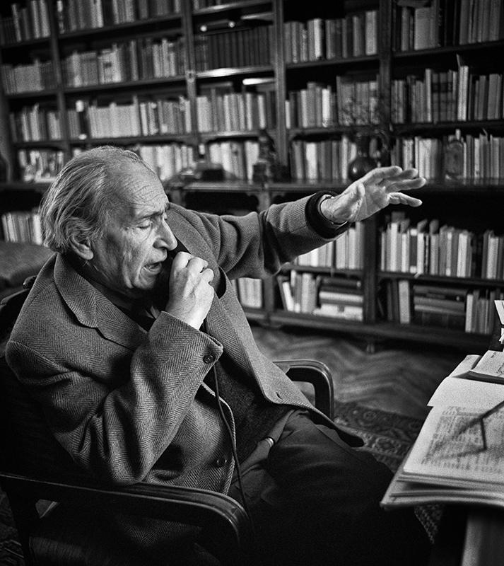 Tibor Déry (1969)