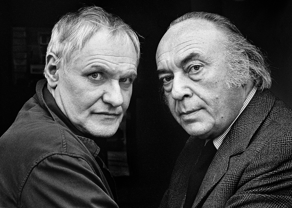 Miklós Jancsó and Gyula Hernádi (1982)